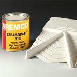 Ceramacast 510 Alumina Castable Compound, Quart