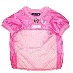 (Green Bay Packers Dog Jersey Pink, Medium. - Football Pet Jersey in Pink )