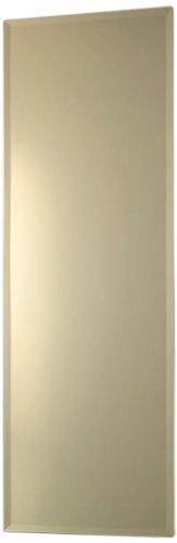 Jensen 768M34WH Specialty Pillar Single-Door Recessed Medicine Cabinet by Jensen