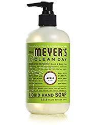 Liquid Hand Soap 12.50 Ounces, Apple 2 Pack ()