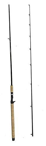 (KUFA Sports IM8 Salmon Chum COHO Pink Sockeye humpy Bait Casting Fishing Rods, 10'6