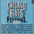 Chicago Blues Festival 5 1983-1986