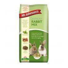 (Mr Johnson's Supreme Rabbit Mix Rabbit Food (900g))