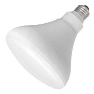 TCP LED17BR40D41K BR40 LED Bulb, E26, 17W (120W Equiv.) - Dimmable - 4100K - 1300 Lm.