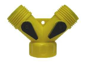 Midland Metal 30160 Plastic 3/4 Gh Non-Corr 2-Way S/Oy Vlv (Pack Of 10) ()