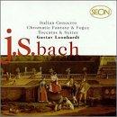 J.S. Bach: Italian Concerto / Chromatic Fantasy & Fugue / Toccatas & Suites - Gustav Leonhardt by Sony SEON