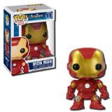 Funko Pop Marvel (Bobble): Avengers - Iron Man