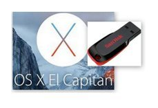 El Capitan 16GB installer, VERY EASY, YOU CAN DO IT, for Mac OS X, Easy Instruction Included. BONUS: you will get 16GB USB later after when your installtion completed.