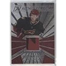Oliver Ekman-Larsson #/50 (Hockey Card) 2010-11 Zenith - Rookie Roll Call - Patches [Memorabilia] #15