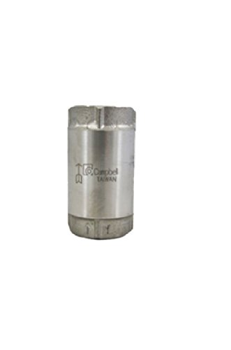 Baker Campbell CV-8TSS 2'' Stainless Steel Check Valve by Campbell