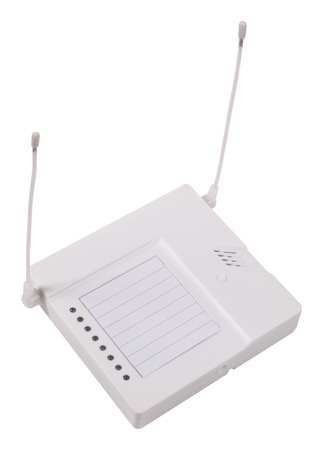 Safety Technology International, Inc. STI-34108  8-Channel Receiver - Part of the Wireless Alert Series