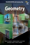 HMH Geometry: Teacher Edition with Solutions 2015