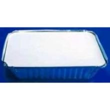 (Handi Foil Laminated Board Lid Only for 2061 and 2062 Oblong Container - 500 per case. )