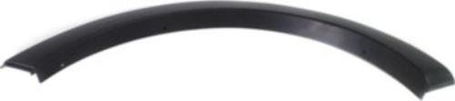 Crash Parts Plus Direct Fit Rear, Right Side Half Fender Trim for 03-06 Ford Expedition - Ford Trim Expedition Fender