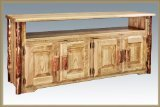 Montana Woodworks MWGCTV Glacier Country Collection Television Stand