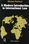 A Modern Introduction to International Law, Michael B. Akehurst, 0415090814