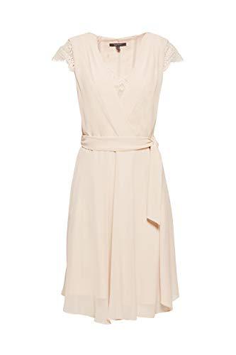 Beige beige Mujer Para Vestido Esprit Collection 270 wqAI4xB