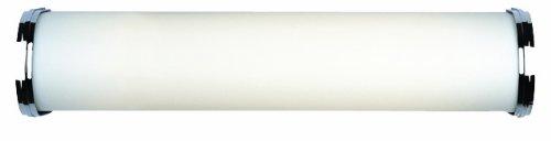 Philips Forecast F325236U Triple Bands Bath Light, Satin Nickel