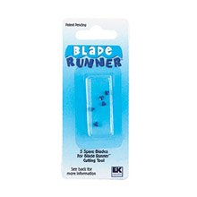 EK Success Blade Runner Replacement Blades, 5/Package