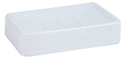 Kiera Grace Ceramic Soap White product image