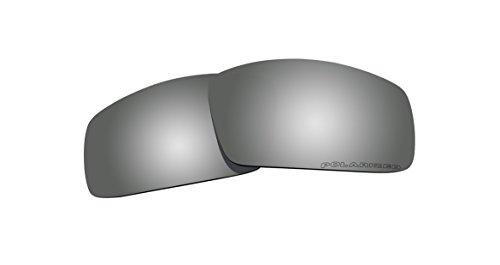 Sunglasses Lenses Replacement Polarized for Oakley Canteen (2006) Sunglasses Black Iridium - Canteen Lenses Oakley