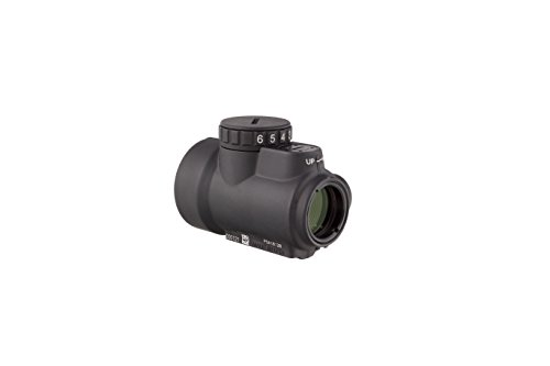 Trijicon MRO-C-2200003 1x25mm Miniature Rifle Optic (MRO) Riflescope with 2.0 MOA Adjustable Red Dot Reticle (Without Mount) by Trijicon (Image #3)