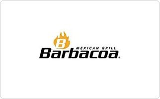 Barbacoa Mexican Grill Gift Card ($25)