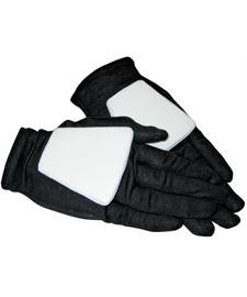 [Star Wars Clone Trooper Obi Wan Gloves - Adult] (Clone Trooper Adult Costumes)