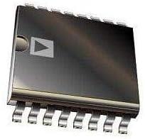 ADUM1402WSRWZ Digital Isolators 3-5.5V DC 1Mbit//sc 4Chnl Dgtl 2Txr2 Rxr Pack of 10