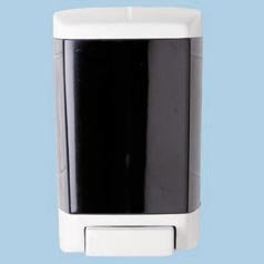 - ClearVu Plastic Soap Dispensers