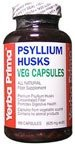 Yerba Prima Psyllium Husk Veg Capsule 180 Cap