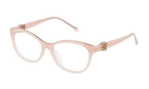 Unisex Pale Rosa Loewe Montature Pink Opaline Vlw952m5302ar shiny adulto 55 4HHSExg