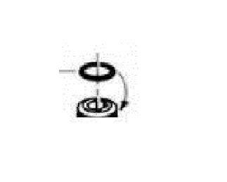 GROHE 01224000 Spring O-Ring