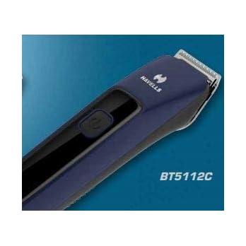 HAVELLS BT5112C Li-Ion Cord & Cordless Beard Trimmer (Blue)