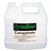 HONEYWELL 32-000513-0000 Eyesaline Concentrate 180 Oz. F/P.S. Ii & Iii (Price is for 4 Bottle/Case) by Honeywell
