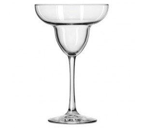 LIB7511 Midtown Margarita Glasses44; 13 oz.44; Clear by ESSN