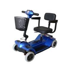 Zip'r 4-Wheel Travel Scooter