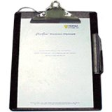 Topaz Systems ClipGem T-C912 Electronic Signature Capture Clipboard T-C912-HSB-R