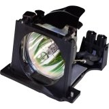 Compatible Lamp (Compatible) 310-4523-ER for use with Dell Projectors