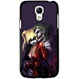 Particular Harley Quinn And Joker Phone Case Fashion Phone Cover for Samsung Galaxy S4 Mini (Lord Of The Rings Mini Film Cell)