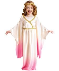 [Pink Athena Goddess Girls Costume] (Athena Greek Goddess Costume Child)