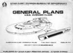 General Plans U.S.S. Avenger Class - Star Trek Blueprints