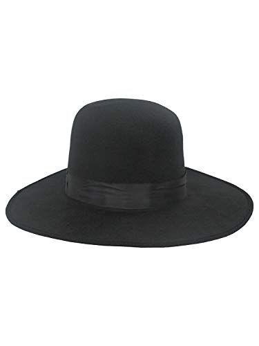 Deluxe Western/Amish Black Hat