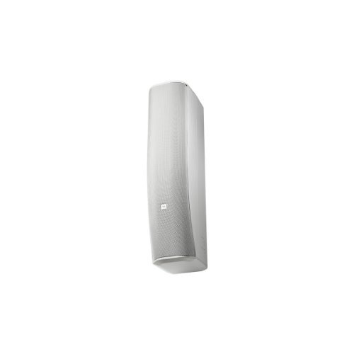 JBL CBT 70J-1-WH | Constant Beamwidth Technology Two Way Line Array Column with Asymmetrical Vertical Cove WHITE by JBL