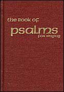Book of Psalms for Singing Reformed Presbyterian Church of North America