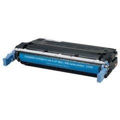Lj 4600 Cyan Toner - Compatible LJ 4600 Cyan Toner (OEM# C9721A) (8,000 Yield)