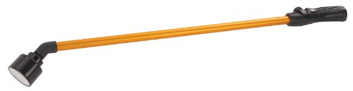 Dramm 14802 One Touch Rain Wand with One Touch Valve, 30-Inch, Orange