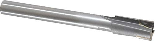 11/16'' Diam, 1/2'' Shank, Diam, 3 Flutes, Straight Shank, Interchangeable Pilot Counterbore pack of 2 by Made in USA