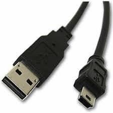 Alto grado – Cable USB para Canon EOS 5d mark ii cámara réflex ...