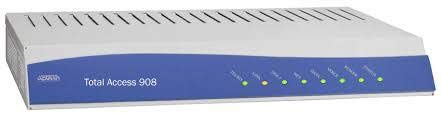 ADTRAN 2M89111 Total Access 908 Integrated Services Router
